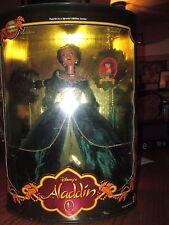 Disney's Aladdin Holiday Princess Jasmine Vinyl Doll *NRFB