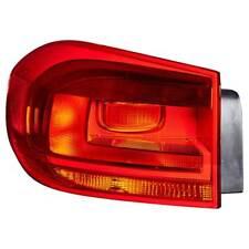 Hella Outer Rear Light Lamp Cluster Left N/S Passenger Side VW Tiguan 2007-On