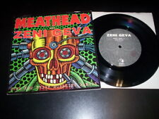 "Meathead / Zeni Geva – Show You Their Duelling Banjos 7"" Sub/Mission Records "