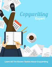 Copywriting Expert + A guide to becoming effective Content Writer + PDF Ebook