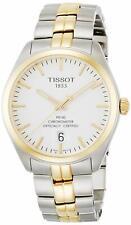 Nuevo Tissot PR 100 para Hombre de Cuarzo Reloj de dos tonos-T1014512203100
