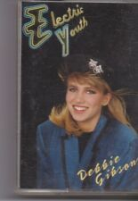 Debbie Gibson-Electric Youth music Cassette