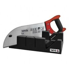 YATO ABS Mitre Box with Dovetail Saw 350mm (YT-3150)