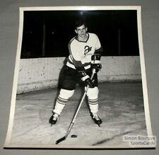 1968-69 Quebec Aces Larry Lund Photo