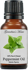 Peppermint (Supreme) Essential Oil - 15 mL - 100% Pure and Natural