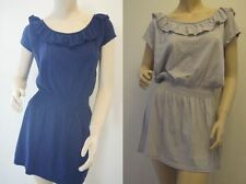Topshop Cotton Casual Short Sleeve Dresses for Women