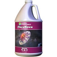 General Hydroponics FloraNova Bloom 1 Gallon - gh flora nova qt gal