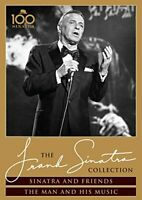 Sinatra And Friends/The Man And His Music [DVD] [NTSC][Region 2]