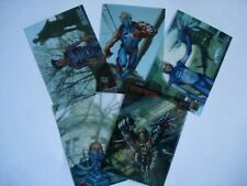 Marvel Premium QFX X5/9 Photografix Clearchrome Chase cards Fleer/Skybox 1997 VF