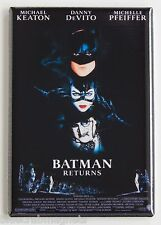 Batman Returns FRIDGE MAGNET (2 x 3 inches) movie poster michael keaton