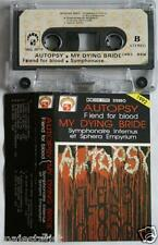 AUTOPSY / MY DYING BRIDE - Friend / Symphonaire...MC tape RARE POLISH PRESS 1992