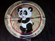 Panda Bear Decoration Animal Pet BALLOON Birthday Party Decoration Favors 3 PCS