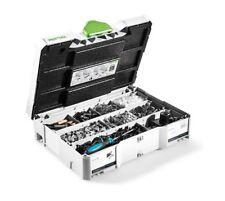 FESTOOL DOMINO Verbinder Sortiment KV-SYS D8 203170 für  Doimino  DF500