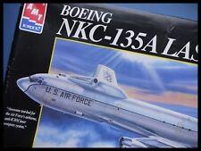 RARE AMT / ERTL Boeing NKC-135A Laser Lab 1:72 Model Kit