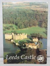 Leeds Castle - Official Guidebook - 1989