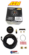 AEM X-Series Water Temperature Gauge Kit (40 to 150 degrees C) 30-0302