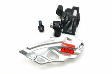 Shimano Deore FD-M616-D Direct Attachment Type 2x10S Dyna-Sys Front Derailleur
