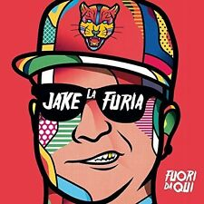 Jake La Furia - Fuori Da Qui [New CD] Italy - Import