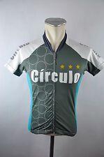 Valette señora radtrikot Cycling Jersey maglia rueda camiseta talla L BW 43cm j018