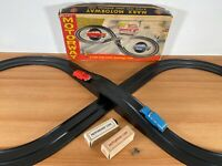 Vintage MARX MOTORWAY Wind Up Toy Collectable Rare Circa 60s Working/Complete