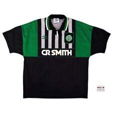 Celtic 1994/95 Away Soccer Jersey 2XL Umbro SPL