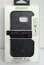 Evutec SI Series Karbon Osprey Case for Samsung Galaxy S6 - Black/Carbon