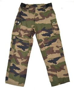 French Army CCE Trouser Wide Leg Premium Quality Ripstop Military Cargo Pants