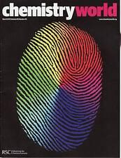 Chemistry World - Mar 2012 - Royal Society of Chem - fingerprints, speciation