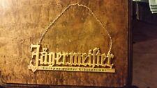 Jägermeister Zapfhahnschild Fanartikel Werbeschild Lanyard Top
