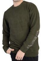 Adidas Originals Knit Crew Sweatshirt Men's Camo
