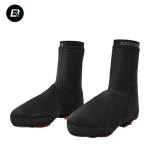 ROCKBROS Winter Men Women Bicycle Shoe Cover Outdoor Windproof Shoes