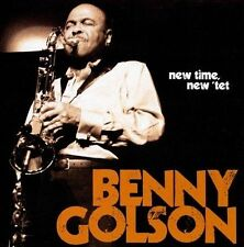 New Time, New 'Tet by Benny Golson (CD, Jan-2009, Concord)