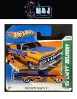 Hot Wheels Treasure Hunts '59 Chevy Delivery 15/15 No 65/244 *Rare* (Aus Seller)