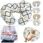 U-Shaped Maternity Breastfeeding Pregnancy Nursing Support Pillow Newborn Baby
