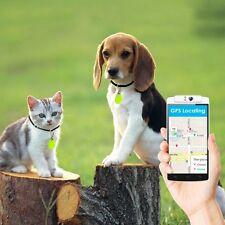 MINI GPS COLLIER CHIEN CHAT ANIMAL DE COMPAGNIE LOCALISATION CLEF Envoi rapide