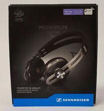 Sennheiser Momentum 2.0 On-Ear Wired Headphones For Samsung & Android - Black