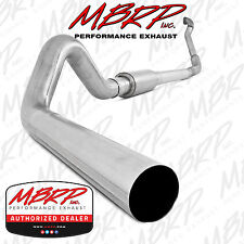 """MBRP S6218P 4"""" TURBO BACK EXHAUST 94-97 FORD SUPERDUTY F250 F350 7.3L DIESEL"""