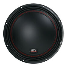 "NEW MTX 5512-22 12"" 55-Series DUAL 2-OHM CAR AUDIO STEREO SUB SUBWOOFER 551222"