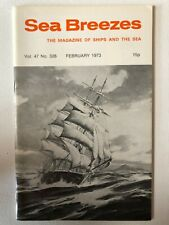 Sea Breezes Magazine Feb 1973 v47n326