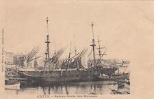 CETTE SETE bateau-école des mousses voilier