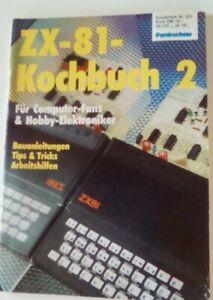 Sinclair ZX81 Kochbuch 2, Funkschau vermutlich 1985,