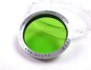 Rollei-Grun 28.5mm Filter for Rolleiflex Cameras