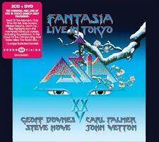 Fantasia: Live in Tokyo by Asia (Rock) (CD, Nov-2013, 3 Discs, Salvo)