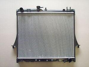 Radiator For Holden Rodeo RA 3.5L 3TD 03-07 Isuzu DMAX D-MAX 07-12 3L Diesel Man
