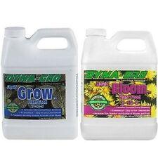 Dyna Gro Liquid GROW & BLOOM 8oz ounce - hydroponics plant nutrient fertilizer