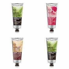 BNIB 100ml Hand & Nail Cream Protector & Intensive Purifying Butter by Body Shop