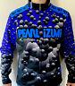 VTG Pearl Izumi Cycling Jersey Full Zip Mens XL Technical Wear Multi Color
