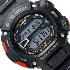CASIO G-SHOCK, G9000-1V G-9000-1V, MUDMAN, MUD DIRT RESISTANT, BLACK, FREE SHIP