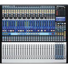 PreSonus StudioLive 24.4.2AI Digital Recording Console with AI