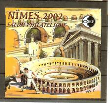 BLOC CNEP NON DENTELE N° 36 A** NON  DENTELE SALON NIMES 2002